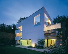 Hampstead Residence // Rick Mather Architects // 1997