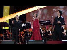 Verdi: La Traviata - Brindisi - Anna Netrebko, Plácido Domingo, Rolando Villazon.