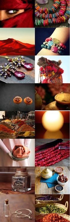 Spice Trail by Carice on Etsy--Pinned with TreasuryPin.com