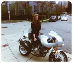 biker-queens:  Biker Queen