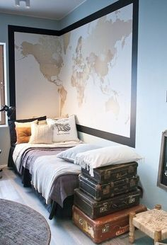 dorm room college inspiration organization, bedroom ideas, organizing, wall decor