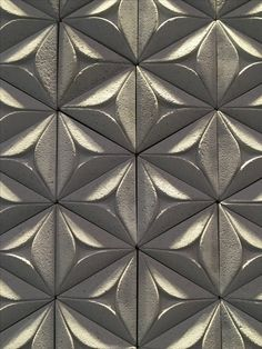 3D triangular tiles