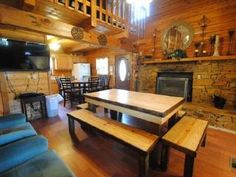 7 B/R, 4 bath/private pool/home theater - Gatlinburg vacation rentals