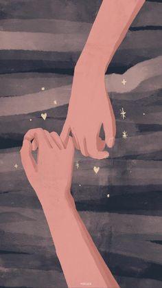 Cute Couple Wallpaper, Cute Pastel Wallpaper, Hippie Wallpaper, Anime Scenery Wallpaper, Aesthetic Couple, Aesthetic Art, Cute Couple Drawings, Cute Couple Pictures, Cover Wattpad
