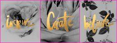 INSPIRE - CREATE - BELIEVE.... http://www.trish120.wordpress.com