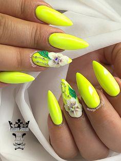 Neon nails  #nails #nailart #neon #neonnailsummer #acrylicnails #3dplastelineflowers #nailsoftheday #nailartforever #nailsofinstagram #nailaddict #nailaholic #nails2inspire #nothingisordinary #nailartist #marinaveniou #nailartseminars ##trusttheexperts #beautymakesyouhappy   www.kalliopeveniou.gr