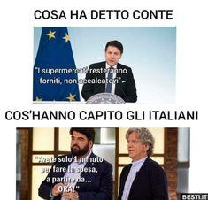 Tutti i meme sui Supermercati Funny Images, Funny Photos, Classic Memes, Funny Jokes, Hilarious, Italian Memes, Happy Photos, Dramione, Me Too Meme