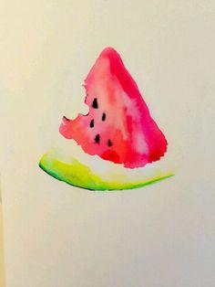 #Fruta #Sandía #Porción