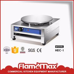 Flamemax 2017 top quality Automatic crepe making machine
