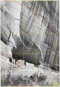golden ratio golden spiral ansel adams elliot mcgucken