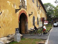 Dutch fort, Galle, Sri Lanka (www.secretlanka.com)
