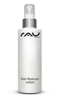 RAU Hair Reducer Lotion (200 ml / 6.8 oz.) - Hair Growth Reducing and Moisturizing Lotion with Almond Oil, Aloe Vera, White Tea and Cranberry Extract *** This is an Amazon Affiliate link. Check this awesome product by going to the link at the image.