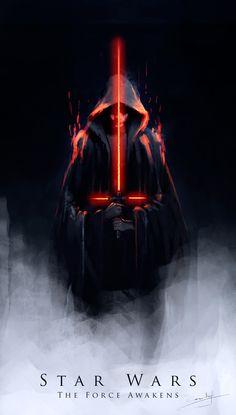 Star Wars: The Force Awakens Fan Arts - Imgur
