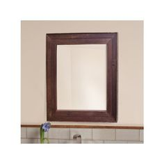 Native Trails Cabernet Mirror - 29W x 33H in. ** Details can be found by clicking on the image.