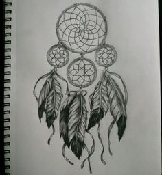 Dreamcatcher tattoo...would put this on my thigh