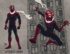 Imagine Spidey in One of These Fan Designed Costumes! | moviepilot.com