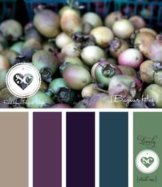 056 Bazaar Hue by Asmalina © 2012 Sorbetcolour ™ Plum Color Palettes, Colour Pallette, Colour Schemes, Color Combos, Color Patterns, Color Concept, Color Balance, Design Seeds, Colour Board
