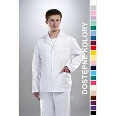 | Co jest cechą mężczyzn odnoszących sukces? Są dobrze ubrani! | Marynarka medyczna Hansa 3001 | Męska | Dla Lekarza | Sklep internetowy Dersa
