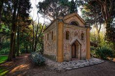 Place: La Ermita, Jardín El Capricho, #Madrid / Comunidad de Madrid, #Spain. Photo by Marc (flickr.com)