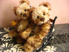Misie - Miś - Teddy Bears OOAK Joanna Mocek - Onet.pl Blog
