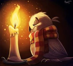 2.4 Hedwig (40 Minutes) Penalty by Cryptid-Creations.deviantart.com on @deviantART