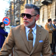 Nick Wooster, Consultant, Swag by Profession