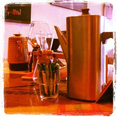 Old School Coffee - Cafe Crave, Kingsland, AKL, NZ