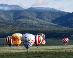 Mobile balloons over angel fire angel fire nm