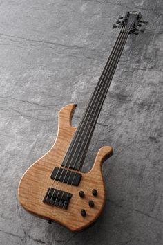 Zon Guitars, HyperBass ver.1 5string