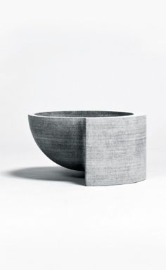 Concrete Bowl | Vessel |  Concrete product design | Philippe Malouin  | Interior Inspiration | design | Beton design | Betonlook |