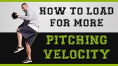How to load to increase pitching velocity Baseball Pitching, Baseball Training, Baseball Boys, Workout Ideas, Drills, Athlete, Coaching, Game, Awesome
