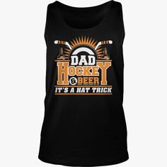 DAD #HOCKEY BEER T SHIRT FATHERS DAY GIFTS, Order HERE ==> https://www.sunfrog.com/Drinking/126192978-750071032.html?89700, Please tag & share with your friends who would love it, #christmasgifts #superbowl #jeepsafari  #hockey lovers gifts, hockey lovers products, hockey lovers nhl  #family #animals #goat #sheep #dogs #cats #elephant #turtle #pets