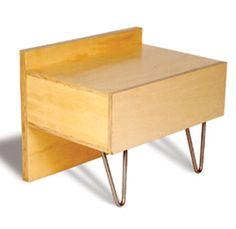 Modernica Case Study Bedside Table Modern Furniture @ TheMagazine.info