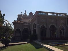 Agakhan Palace in Pune India