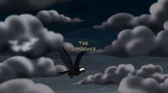 El intro que hizo Guillermo del Toro para la casita del horror de Los Simpson #Losmejoresvideosdelasemana