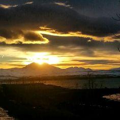 Tromsø Celestial, Sunset, Outdoor, Nature, Outdoors, Sunsets, Outdoor Games, The Great Outdoors, The Sunset