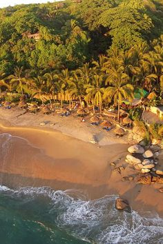 Beautiful Playa Escondida, Sayulita Mexico. There is also another Playa Escondida in the State of Veracruz.