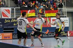 The German Floorball National Team proudly supported by AO!  http://www.floorball.de/