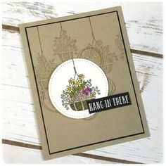 Bada-Bing! Paper-Crafting!: Happy Stampin' Up New Year #hanginggardens