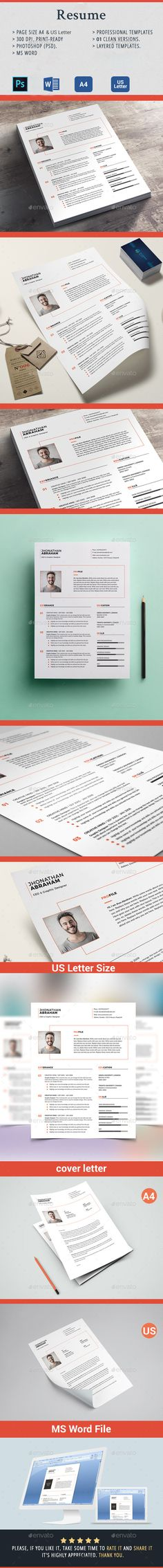 CV #Template - #Resumes Stationery Download here