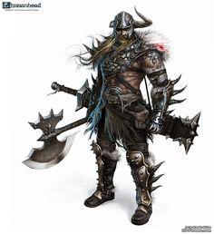 Ragnar - Rune by ~randis on deviantART