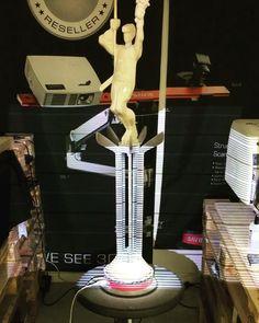 MM95 Leijonien maailmanmestaruus pysti 3D-skannauksessa.