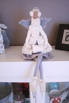 Tilda Doll - Made by Pia Williams