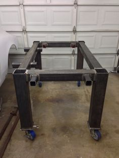 Fab table build. - Pirate4x4.Com : 4x4 and Off-Road Forum