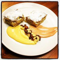 #Apfel #Nuss #Kuchen mit #2erlei #Karotten #Honig #Creme: Leckere Auftragsarbeit für #GesundeKinder #GesundWachsen #Kinderärzte in #Wien  #apple #pie #nuts #carrots #honey #healthy #kids #baking #fun #love #cook #follow #didifood
