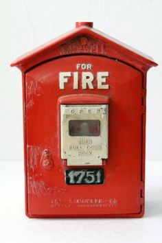 Antique-Gamewell-Fire-Alarm-Box