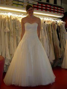 """Résultat de recherche d'images pour """"comment faire une robe de mariée en tulle"""""""