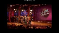 Junior Musical-Finale studioshow (slot)