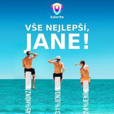 Všechno nejlepší k svátku všem 293 938 Janům v Česku!😄 . . . #jan #honza #jenda #jenik #infografika #svatek #prani #kolorita #vikend #víkend #czechia #darek #cesko #ceskarepublika #krasnyden #czech #česko #czechrepublic #ceskeLeto2018