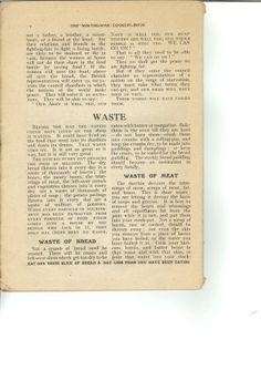 Page 8   Wartime Foods   War cake recipe, War recipe, Food